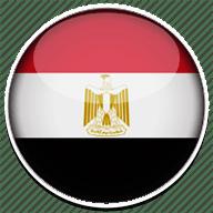Egypt Flag-min